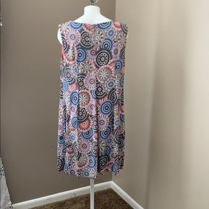 Connect Apparel Jersey Dress